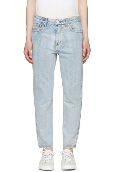 3.1 Phillip Lim - Indigo Light Wash Jeans