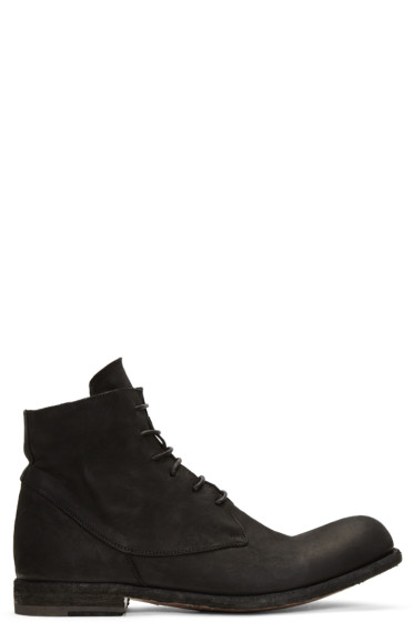 Officine Creative - Black Bubble 10 Boots