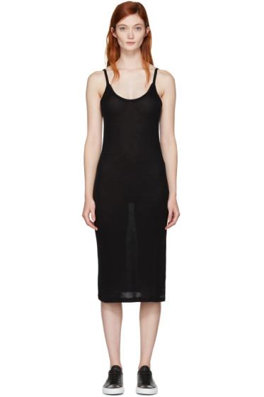 BLK DNM - Black 5 Tank Dress