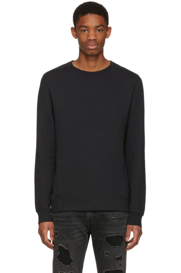 BLK DNM - Black Classic 29 Pullover
