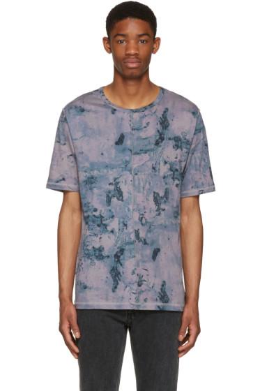 BLK DNM - Blue Inside Out 80 T-Shirt