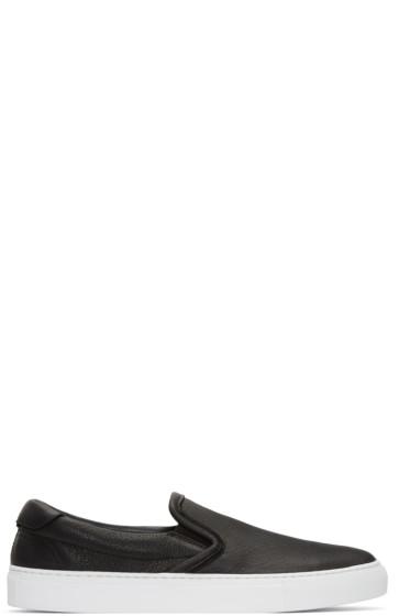 Diemme - Black Garda Slip-On Sneakers