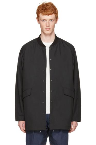 Nanamica - Black Ground Coat