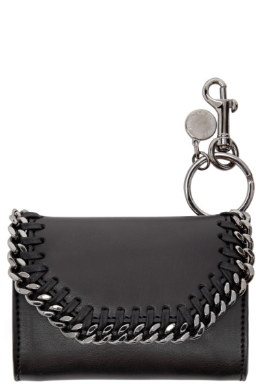 Stella McCartney - Black Falabella Keychain