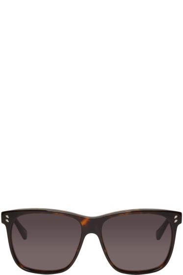 Stella McCartney - Tortoiseshell Square Sunglasses