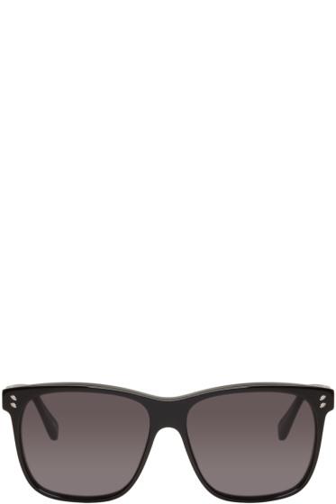 Stella McCartney - Black Square Sunglasses