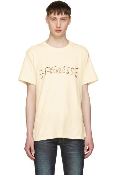 Visvim - Off-White 'Peerless' T-Shirt