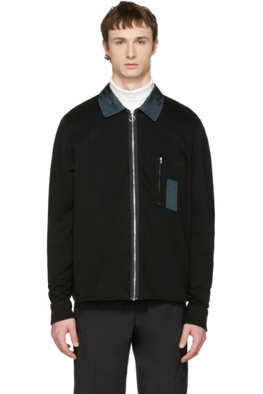 Tim Coppens - Black FZ Shirt