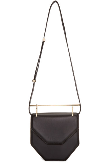 M2Malletier - Black Amor Fati Bag