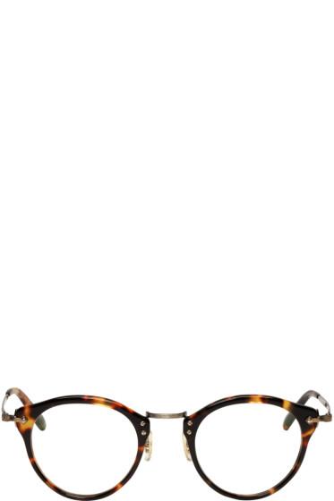 Oliver Peoples - Tortoiseshell OP 505 Glasses