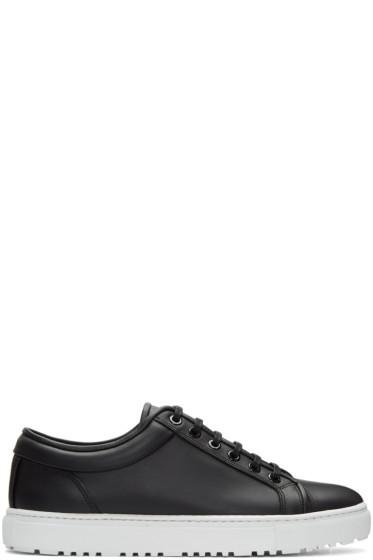 ETQ Amsterdam - Black Low 1 Sneakers