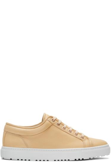 ETQ Amsterdam - Beige Low 1 Sneakers