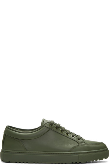 ETQ Amsterdam - Green Low 2 Sneakers