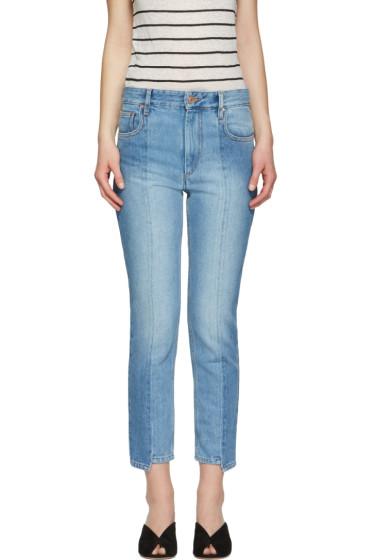 Isabel Marant Etoile - Blue Clancy Jeans