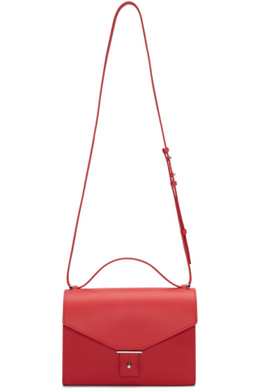PB 0110 - Red AB 31 Shoulder Bag