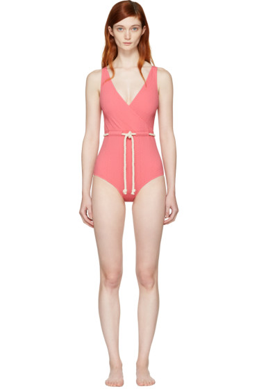 Lisa Marie Fernandez - Pink Yasmin Swimsuit