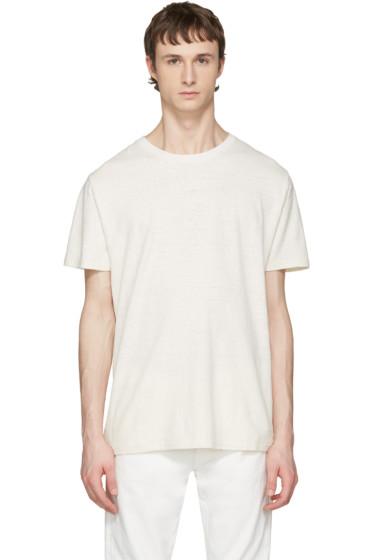 Simon Miller - Ecru Layne T-Shirt