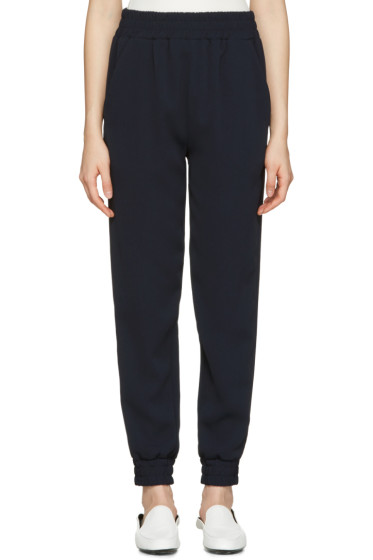 Atea Oceanie - Navy Jogger Lounge Pants