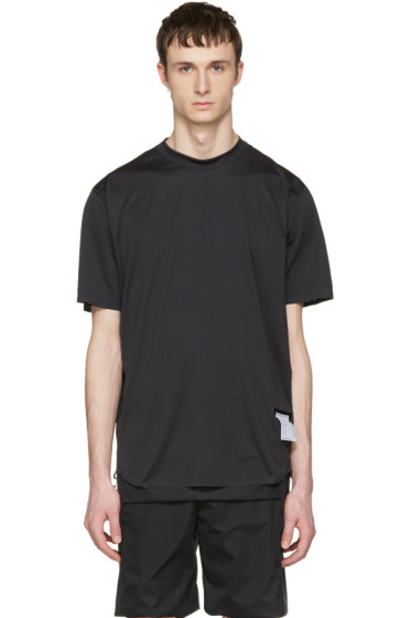 Satisfy - Black Light T-Shirt