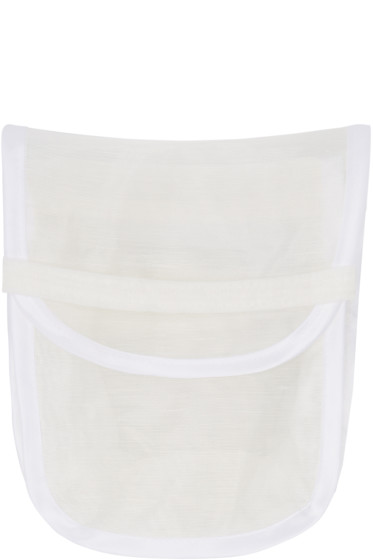 Cottweiler - White Service Pocket Pouch