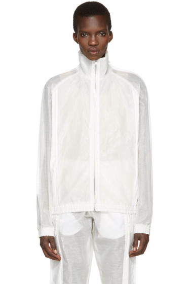 Cottweiler - White Shade Zip-Up Pullover