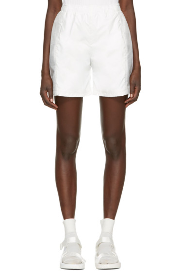 Cottweiler - White Shade Shorts