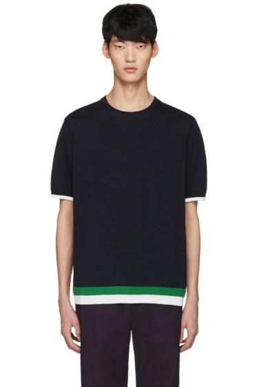 Tomorrowland - Navy Basic Tricot T-Shirt