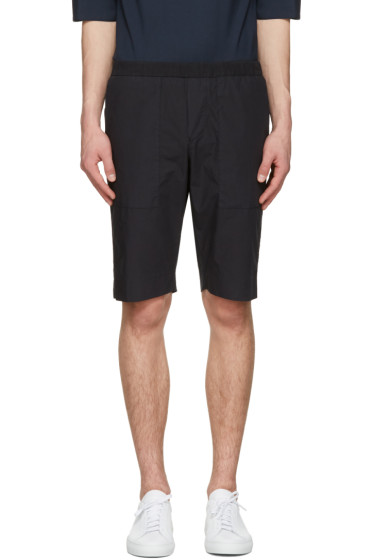 Stephan Schneider - Black Slowly Shorts