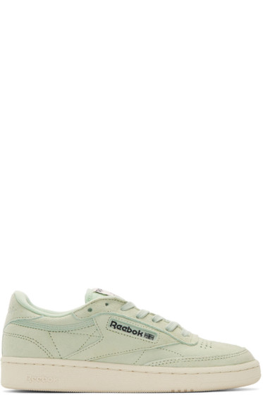 Reebok Classics - Green Club C 85 Pastels Sneakers