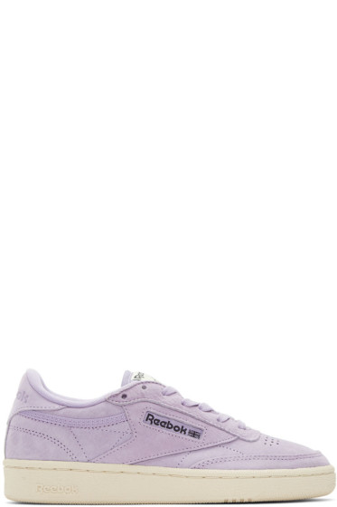 Reebok Classics - Purple Club C 85 Pastels Sneakers