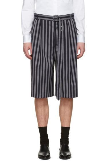 CMMN SWDN - Navy Dusk Shorts