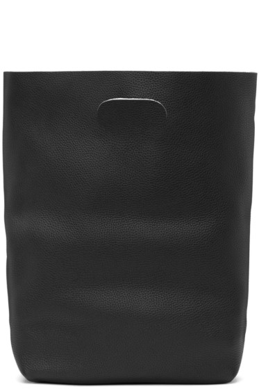 Hender Scheme - Black Big Not Eco Tote