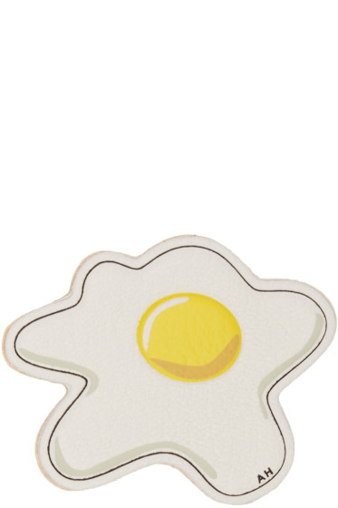 Anya Hindmarch - Ivory Egg Sticker
