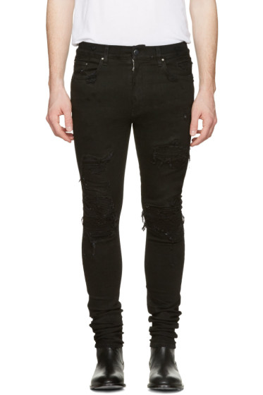 Amiri - Black MX1 Jeans