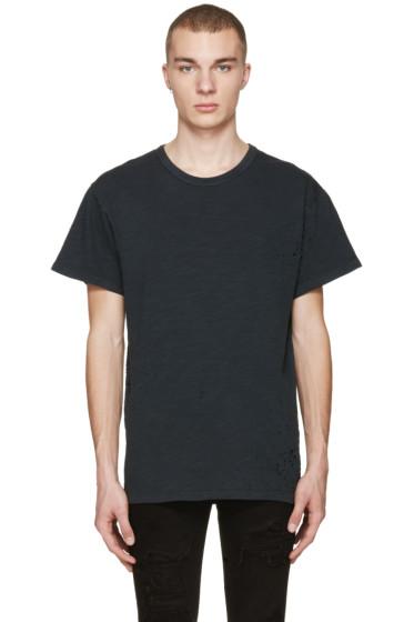 Amiri - Black Shotgun T-Shirt