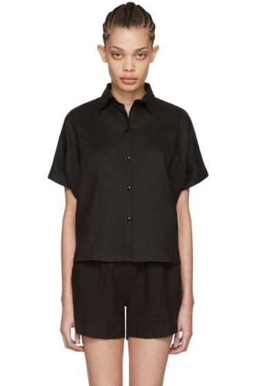 Moderne - ブラック アーティスト シャツ