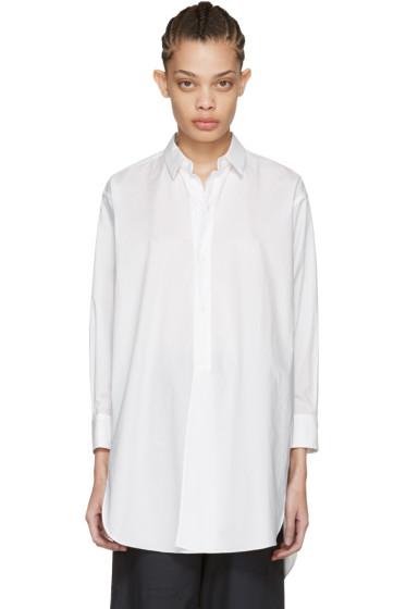 Moderne - ホワイト ニュー ドラフティング シャツ