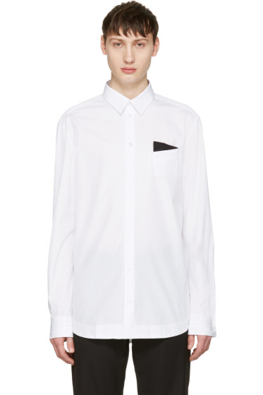 Philippe Dubuc - White Classic Shirt