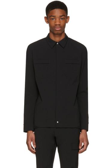 Philippe Dubuc - Black Field Shirt