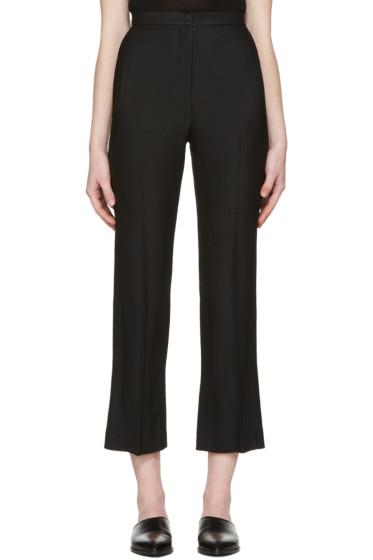 Khaite - Black Audrey Trousers