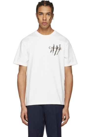 Childs - White Ripps Logo Clean T-Shirt