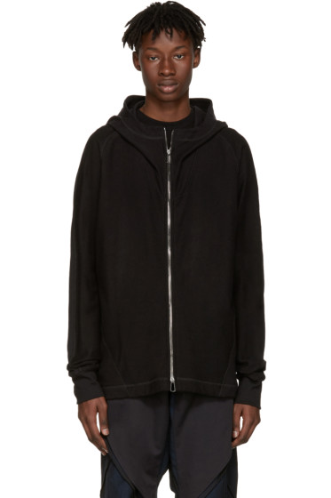 Abasi Rosborough - Black Arc Hoodie
