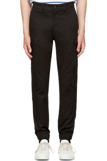 Diesel - Black Chi-United Trousers
