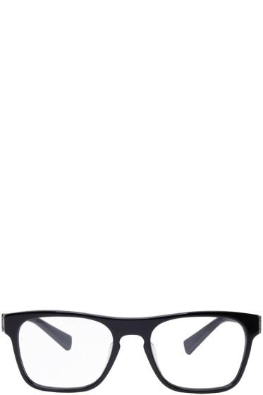 Dolce & Gabbana - Black Rectangular Glasses