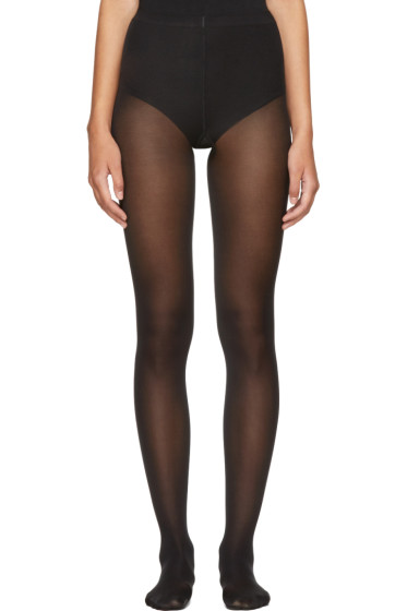 Wolford - Black Velvet de Luxe 50 Tights