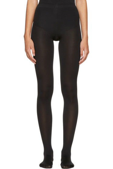 Wolford - Black Mat Opaque 80 Tights