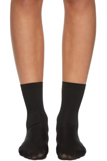 Wolford - Black Velvet 66 Socks