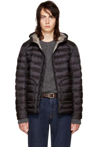Belstaff - Black Down Fullarton Jacket