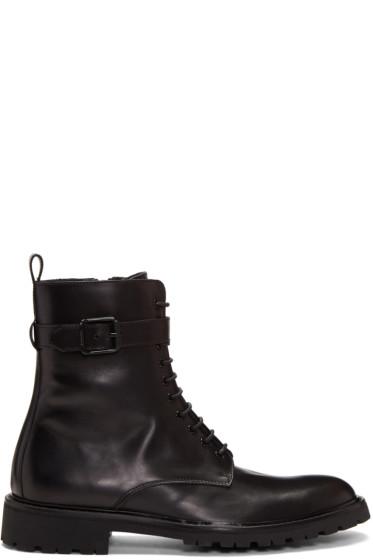 Belstaff - Black Paddington Boots