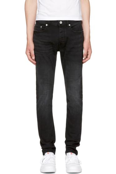 Diesel Black Gold - Black Skinny Jeans